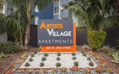 If You Are Searching for Santa Ana Apartments, Consider Artists Village
