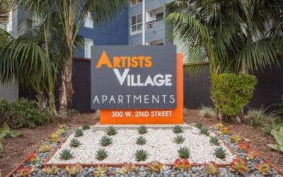 How Artists Village Supports an Environmentally Sustainable Lifestyle