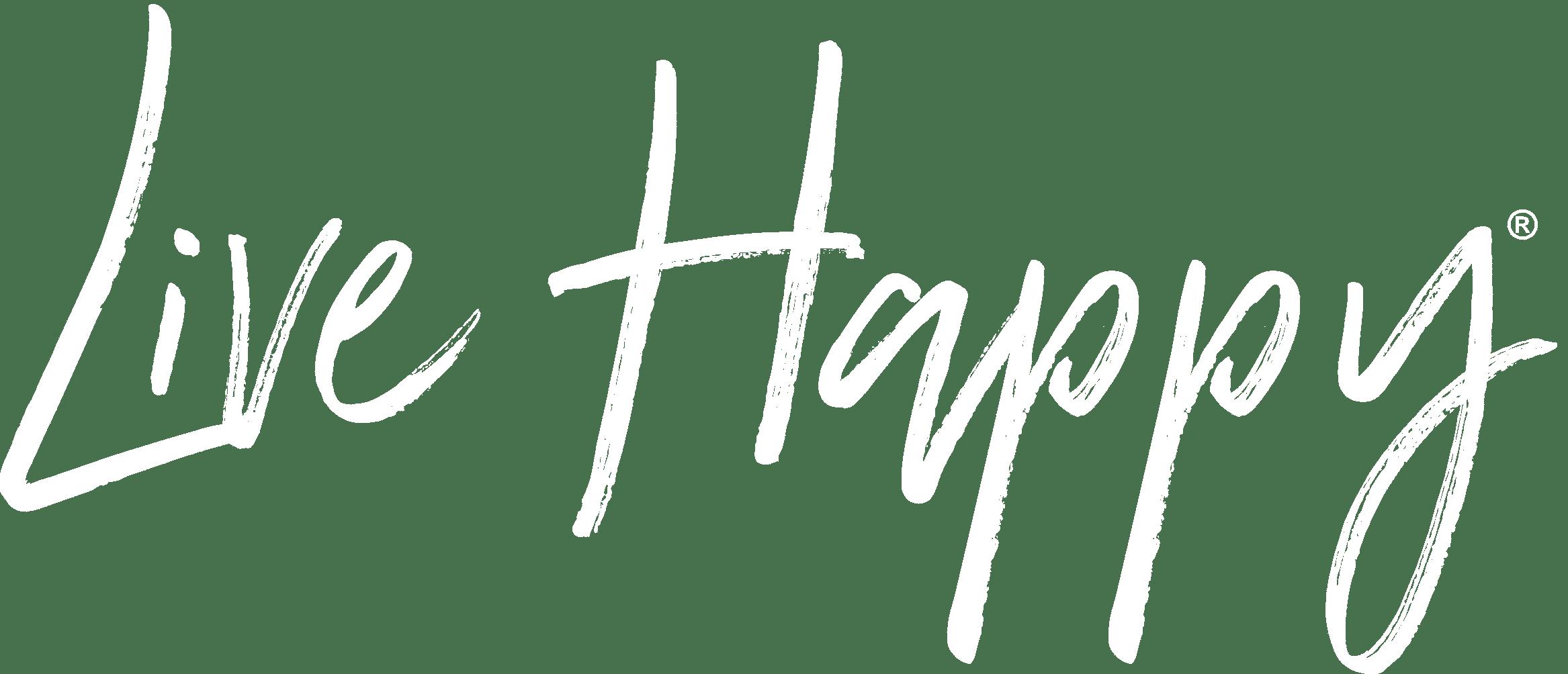 Live Happy hero